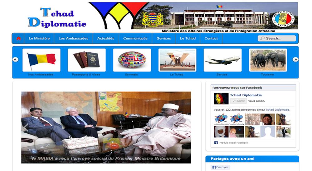Ministère des Affaires Etrangères et de l'Intégration Africaine
